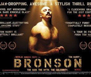bronson, movie, film, poster, image