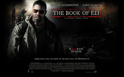 the book of eli, movie, poster, cover, image, banner, warner bros, sony,pictures