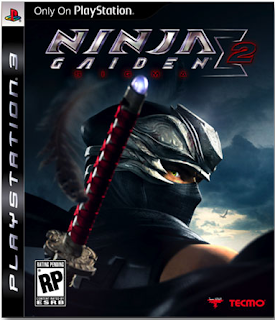 ninja gaiden sigma 2, ps3, cover, poster, playstation, video, game, sony