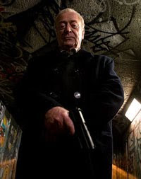 Harry Brown, movie, poster