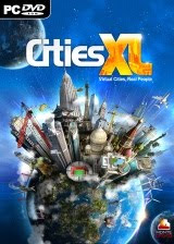 cities XL, cover, poster, video, game, pc