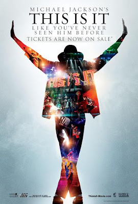 michael jackson's this is it, tickets, cover, poster