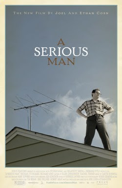 a serious man, movie, film, comedy
