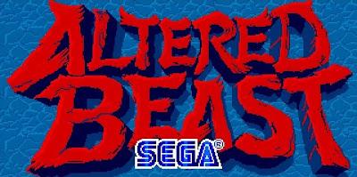 altered beast arcade, cover, poster, image, video, game, sega, arcade