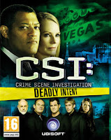 CSI, deadly intent, video, game, cover, pc, xbox, nintendo