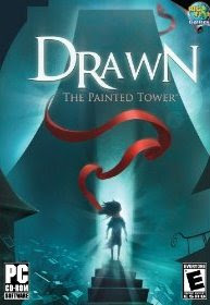 drawn the painted tower, video, game, pc, windows, cover