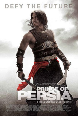 Prince of Persia The Sands of Time, poster, movie, new