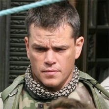 Matt Damon, Green Zone, poster