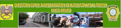 FELCC-ORURO
