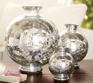 Pottery Barn Vases