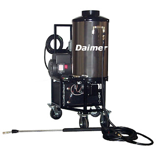 Select Good Pressure Washer Equipment
