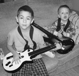 Guitar Hero wannabes