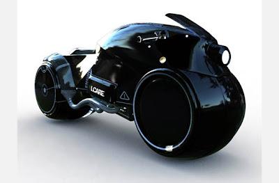 Icare Bike Concept
