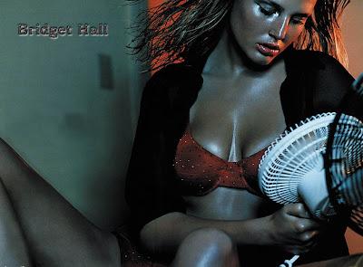 Bridget Hall sexy