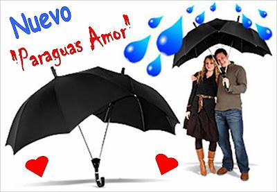 Paraguas Del Amor Nuevo Paraguas Amor