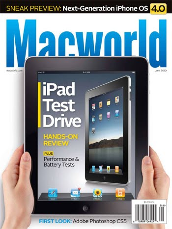 MacWorld Magazine Next Generation iPhone 4.0 - June 2010