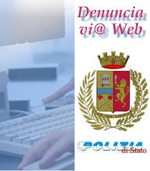 Denuncia vi@ Web alla POLIZIA di Stato