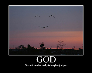 god laughs