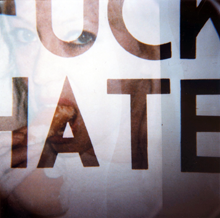 fuck hate