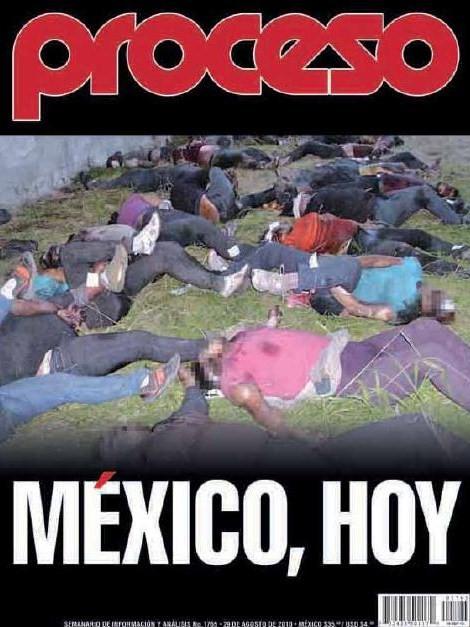 PROCESO las entrevistas del narco MENTIRAS O VERDAD Proceso+1765