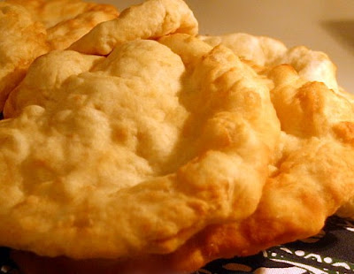 Indian Fry Bread (for navajo tacos)