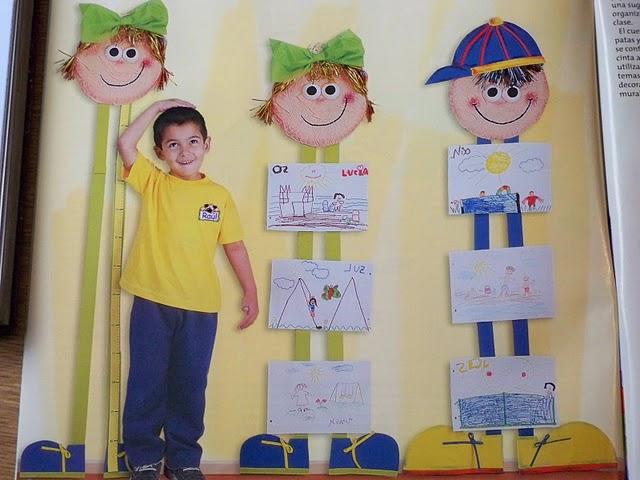 Como decorar un salón de clases para Preescolar - Imagui