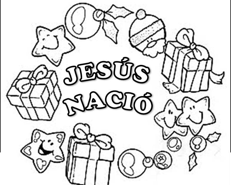 Los ni os y la biblia l minas para colorear en navidad - Laminas de navidad para colorear ...