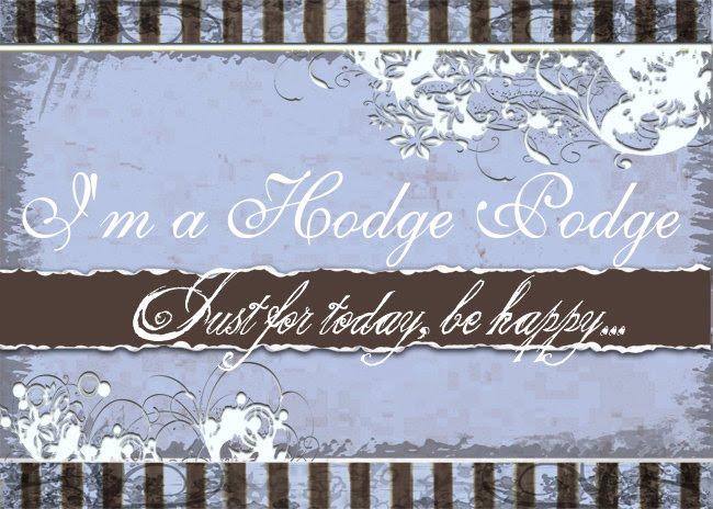 I'm aHodge Podge