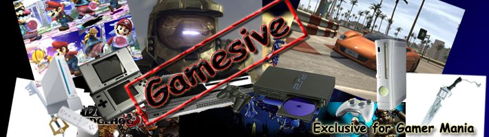 Gamesive - Play Vdeo Games Blog