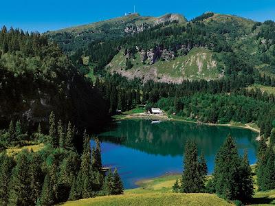 Les lacs, les étangs...