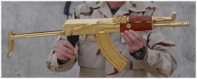 http://2.bp.blogspot.com/_x7xEbaBRmPw/Sfl3DwrvRRI/AAAAAAAAD-E/pAQxk5xG85w/s400/Gold-Plated-AK-47.jpg