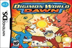 Digimon World DS, Dawn and Dusk Digimon