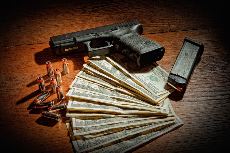 Guns and Money ~ Masqueman Photography and Design - Andrew ...