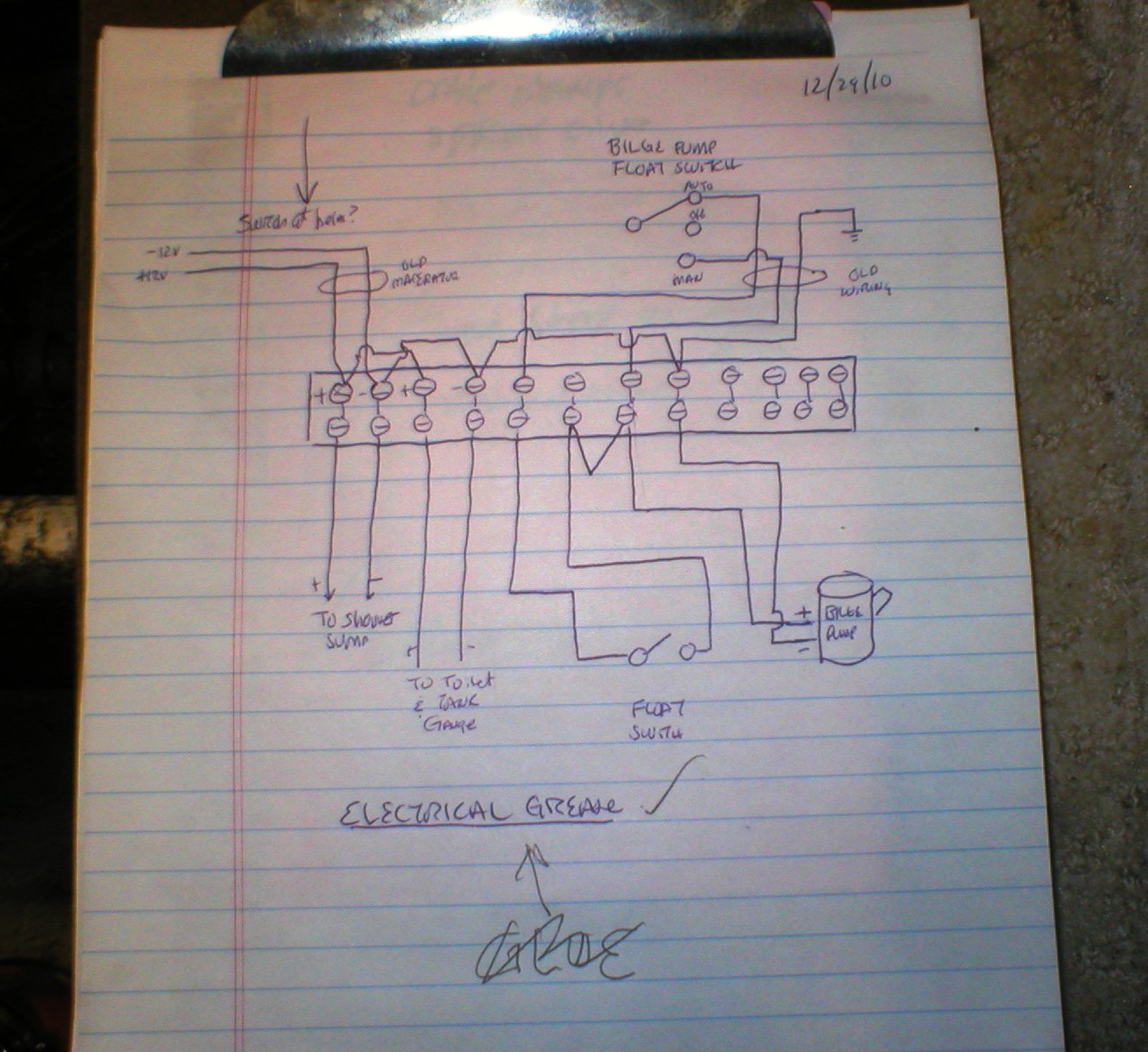 wiring diagram for bilge pump float switch the wiring diagram float switch wiring diagram nodasystech wiring diagram