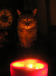 Tuppy by Candlelight