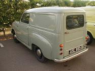 Austine A30 Van
