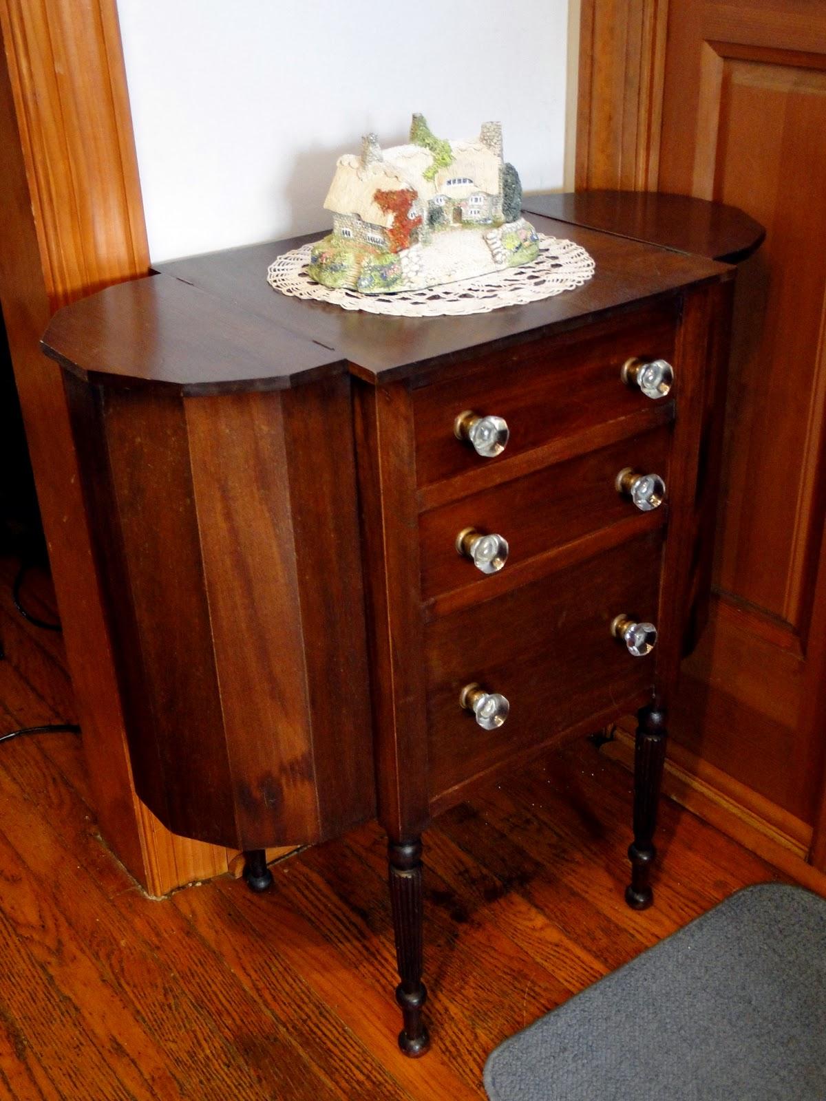 Lilbitbrit: Martha Washington Sewing Cabinet