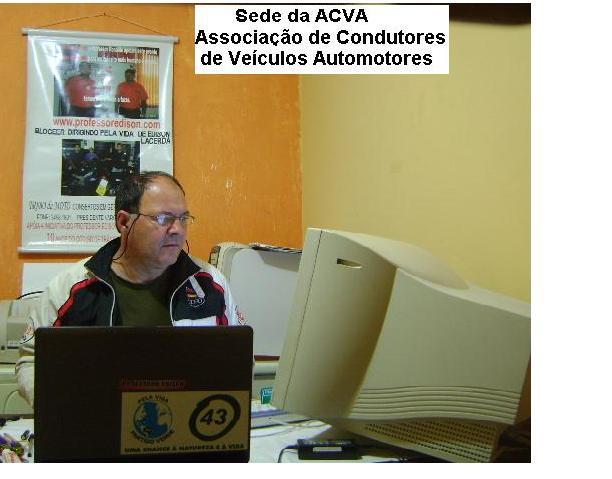 ASSOCIAÇÂO DE  CONDUTORES DE VEÍCULOS AUTOMOTORES