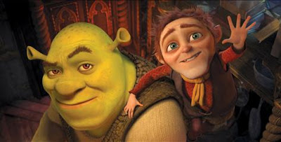 Shrek Forever After La película