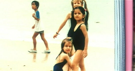 katrina childhood