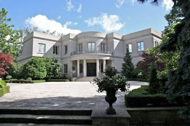 mansion canada 01 - Most Expensive House in Canada .