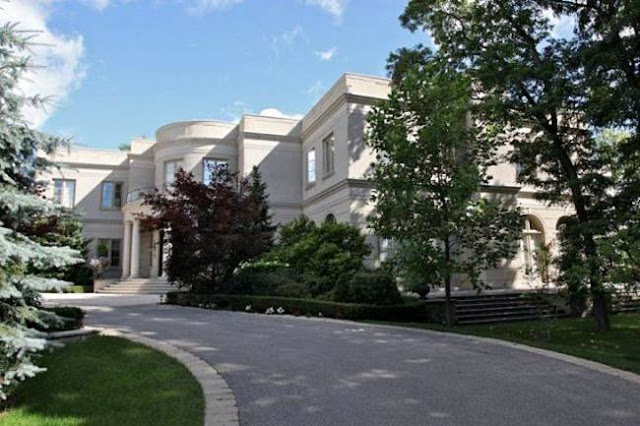 mansion canada 02 - Most Expensive House in Canada .