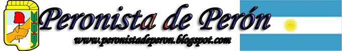 Peronista de Perón