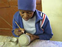 Gabane Pottery - Botswana