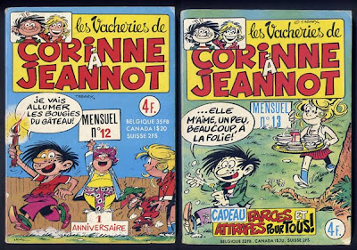 vacheries de corinne à jeannot 12 et 13