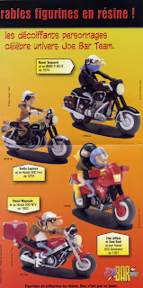 collection moto joe bar team hachette figurines 2