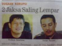 APARAT Kejati Banten