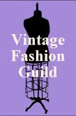 Proud Member of VFG Vintage Fashion Guild