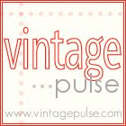 Proud Member of Etsy Vintage Pulse Street Team