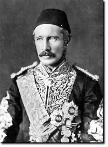 Mahdi Army Khartoum : Elgar s enigma theme unmasked and his heroes